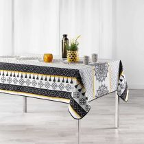"Nappe Rectangle ""Meridiana"" 150x200cm Blanc"