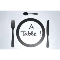 Set de Table A Table